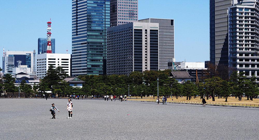 Токио шаары. Архив