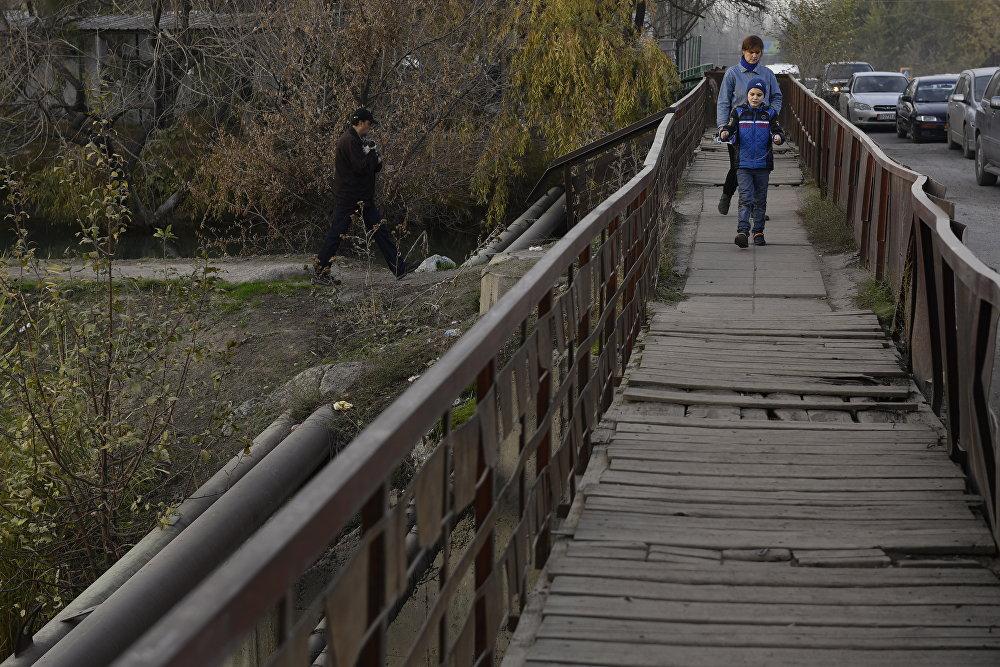 Мосты города Бишкек