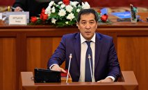 Депутат ЖК Абжалиев Алиярбек. Архивное фото