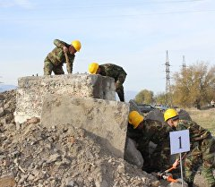 Землетрясение силой 8,5 балла: госорганы проводят учения