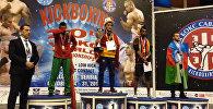 Гимн Кыргызстана в Белграде: Касымбеков – чемпион мира по кикбоксингу