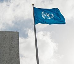 ООН желеги. Архив