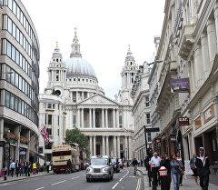 Лондон шаары. Архив