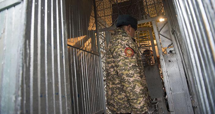 Государственная служба исполнения наказаний (ГСИН) провела пресс-тур по двум исправительным колониям