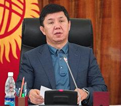 Премьер Сариев о руководителе — добрых не бывает