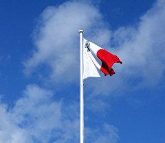Флаг Мальты. Архивное фото