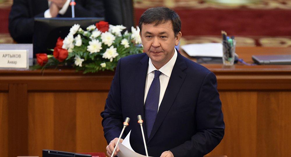 Депутат ЖК Азамат Арапбаев. Архивное фото