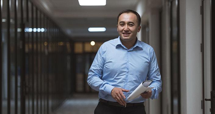 Генеральный директор ОТРК Илим Карыпбеков. Архивное фото