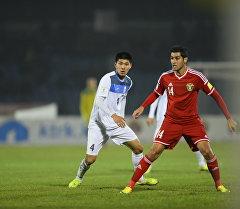 Кыргызстан — Иордания футбол беттеши.