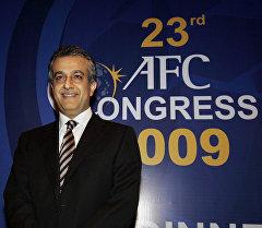 Президент Азиатской футбольной конфедерации (АФК) шейх Салман бин Ибрагим Аль-Халиф. Архивное фото
