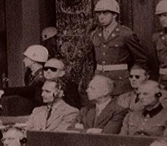 Фашизм - вне закона. Нюрнбергский процесс в архивных кадрах