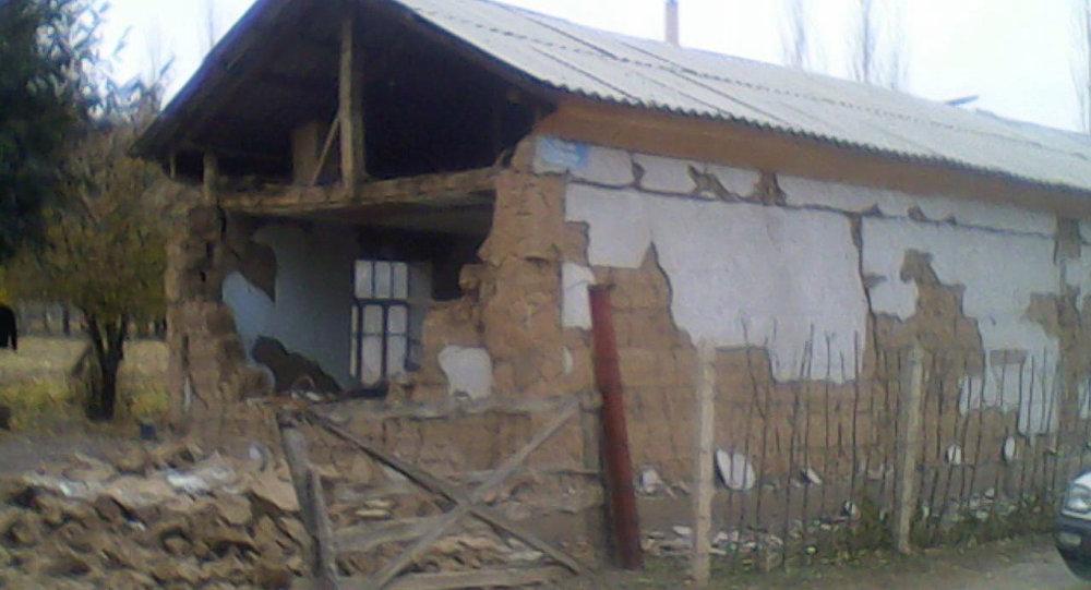 Последствия землетрясения на юге