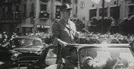 Гордость Франции Шарль де Голль. Кадры из архива