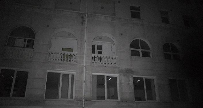 Как выглядит ночной Севастополь после отключения электричества в Крыму