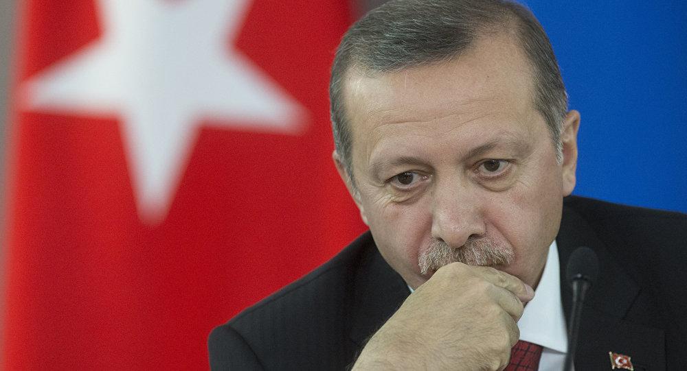 Премьер-министр Турции Реджеп Тайип Эрдоган. Архивное фото