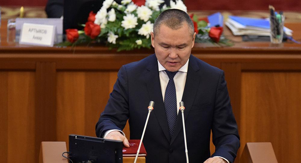 Жетигенов Бакытбек Жеңишбекович