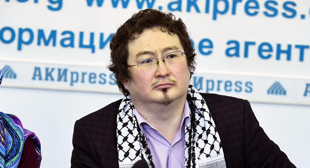 Известный теолог Кадыр Маликов. Архивное фото