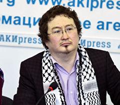 Белгилүү аалым Кадыр Маликов. Архив