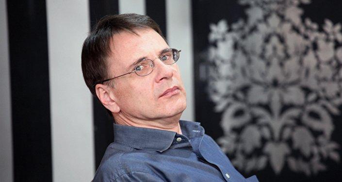 Россия сегодня эл аралык маалымат агенттигинин аткаруучу директору Олег Ананьев.