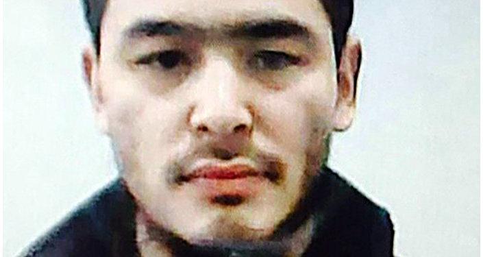 Подозреваемый 27-летний уроженец Нарына Алибек Тилек уулу