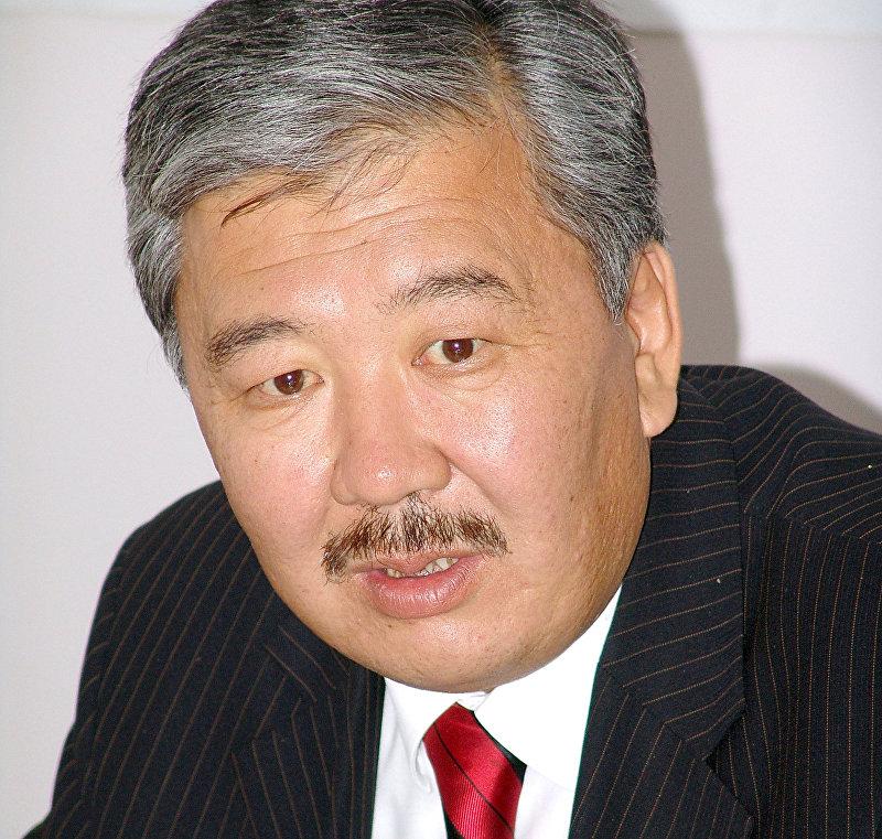 Новый премьер-министр Киргизии Данияр Усенов