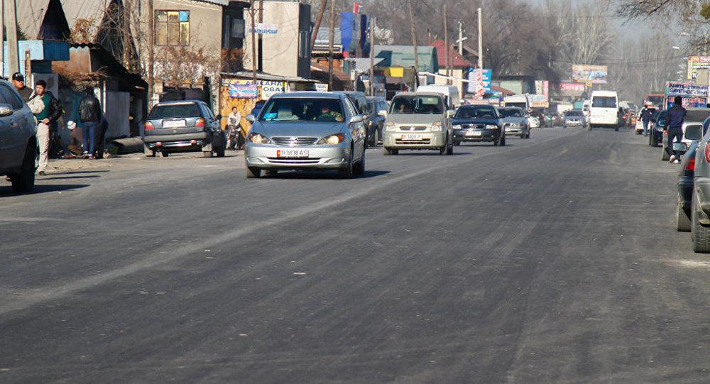 Улица Патриса Лумумбы после реконструкции. Архивное фото