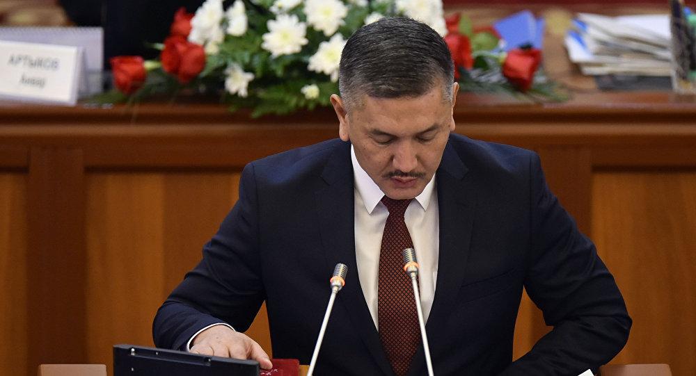 Депутат Торобай Зулпукаров