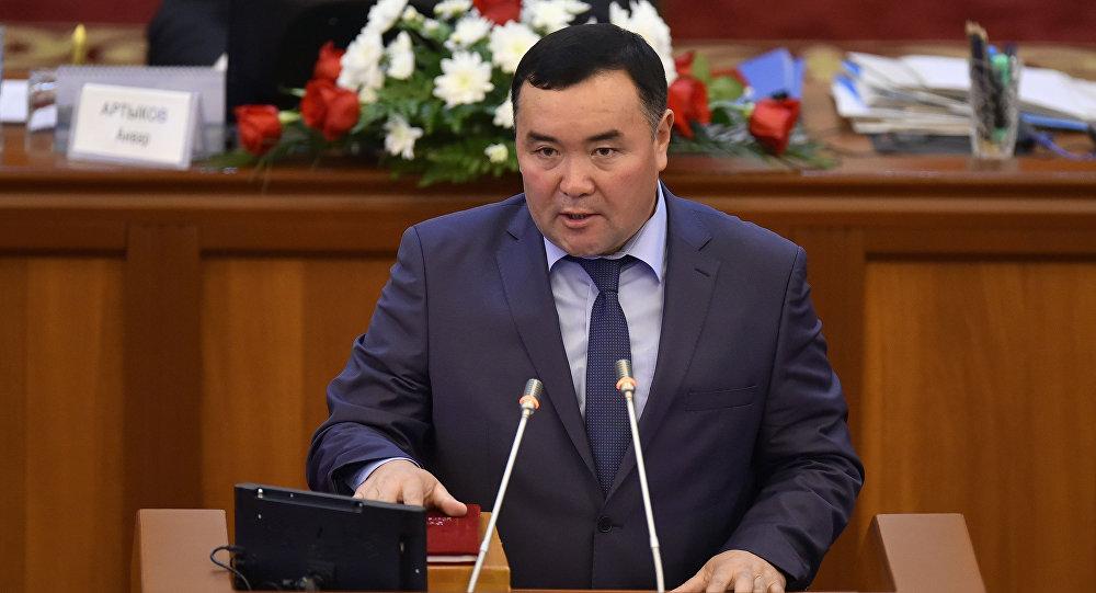 Ибраимжанов Болотбек Сапарбаевич