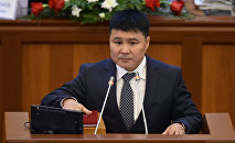 Депутат ЖК Тазабек Икрамов. Архивное фото