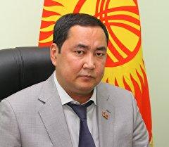 Экс-депутат Нурлан Төрөбеков. Архив