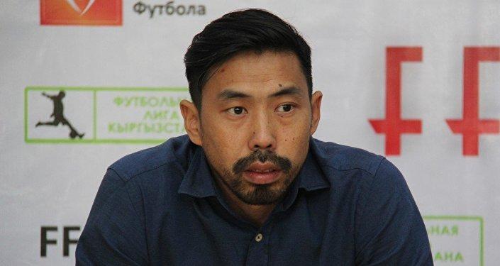 Президент ФФКР Семетей Султанов. Архивное фото