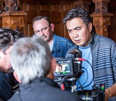 Кыргызский кинорежиссер Нурбек Эген. Архивное фото
