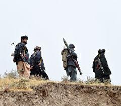 Талибан радикалдык кыймылынын согушкелери. Архив