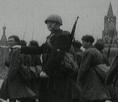 Битва за Москву - самое кровопролитное сражение Второй мировой войны