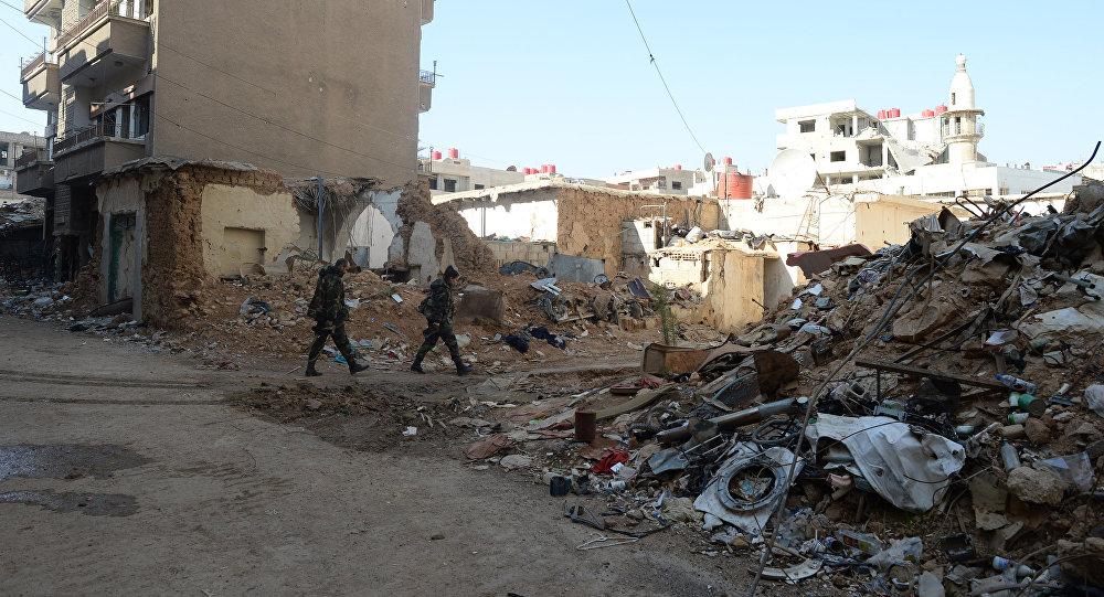 ВВС Израиля, предположительно, совершили авиаудары рядом сДамаском