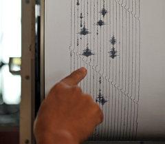 Аппарат сейсмограф