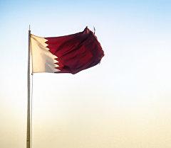 Катар мамлекетинин желеги, архивдик сүрөт