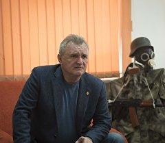 Первый вице-президент Международной ассоциации ветеранов подразделения антитеррора Альфа Владимир Березовец. Архивное фото
