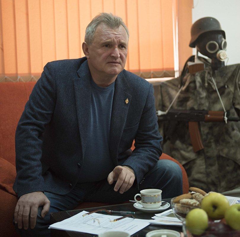 Владимир Березовец, первый вице-президент Международной ассоциации ветеранов подразделения антитеррора Альфа
