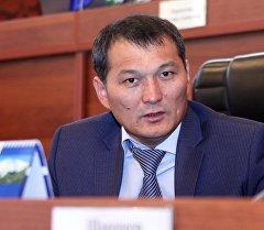 Депутат Жыргалбек Саматов