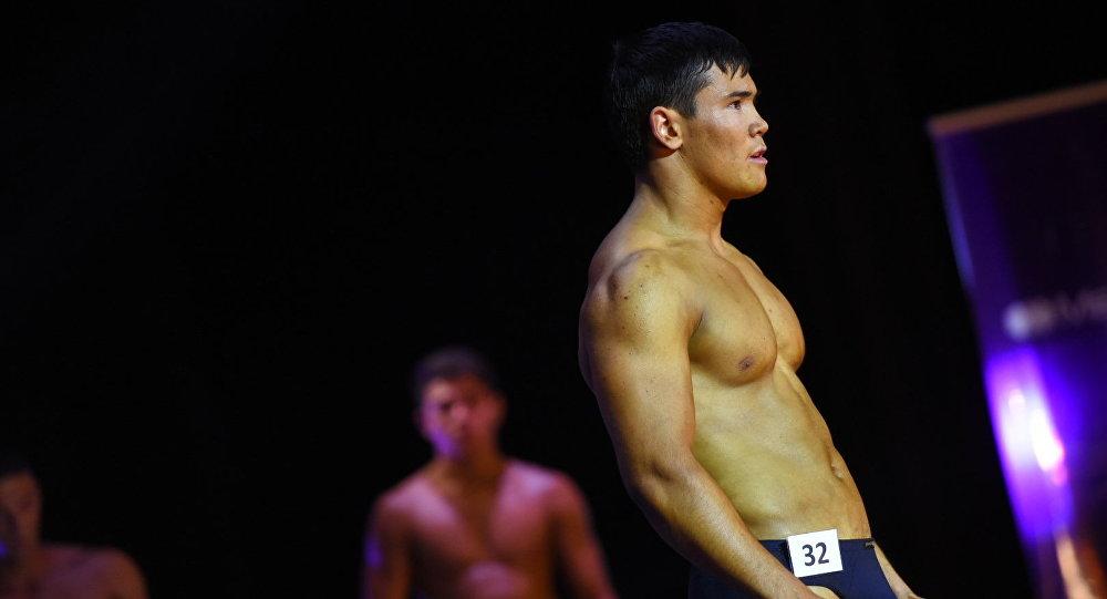 Первый чемпионат Кыргызстана и Центральной Азии по бодибилдингу