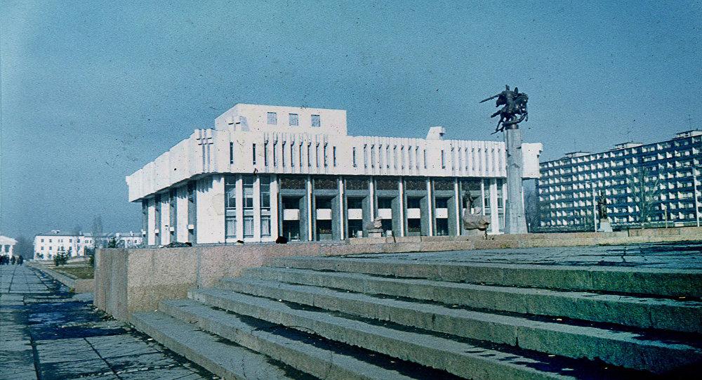 Бишкек шаарынын тарых музейи. Архив