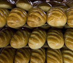 Батоны хлеба. Архивное фото