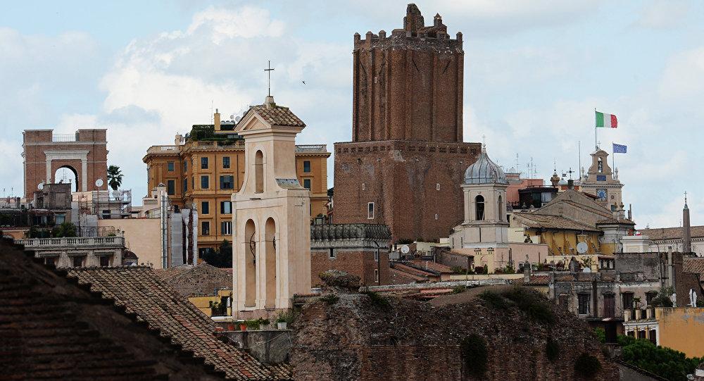 Рим шаары. Архив