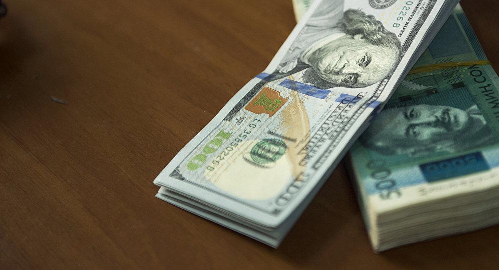 Рост курса доллара США