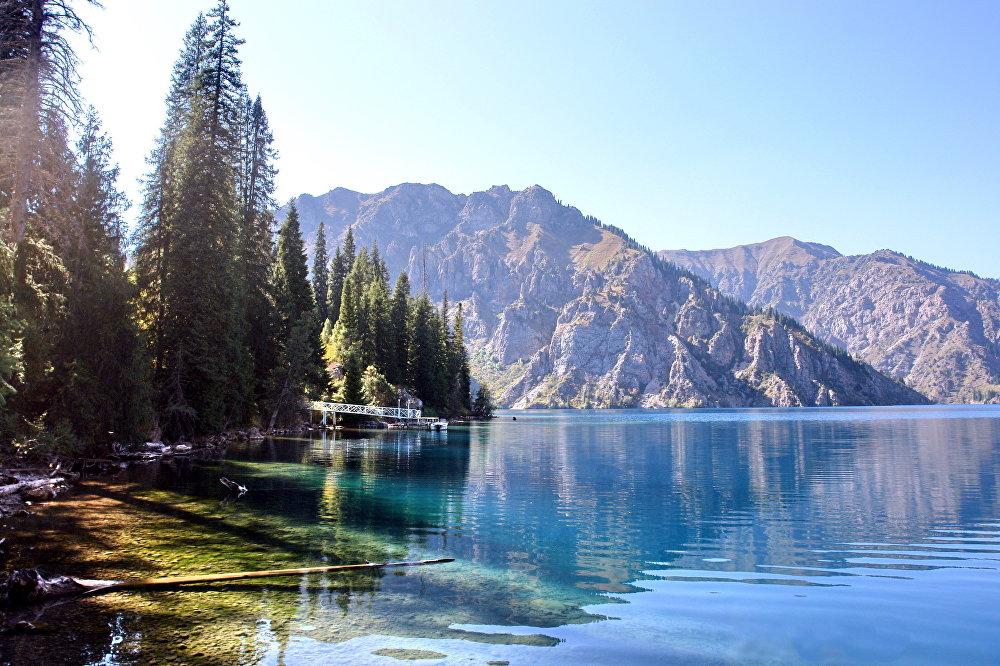 Горы киргизии фото #5