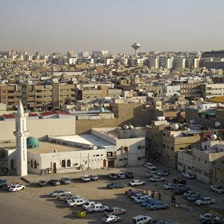 Эр-Рияд шаары. Архивдик сүрөт