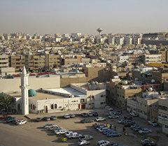 Эр-Рияд шаары, Сауд Аравиясы. Архив