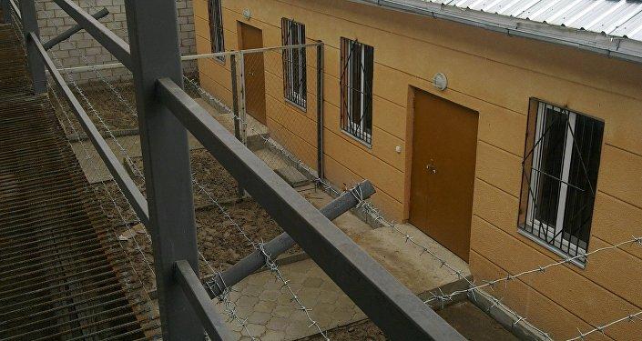 Новый комплекс корпусов для содержания заключенных ПЛС в исправительной колонии №31 ГСИН в селе Молдовановка.