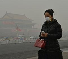 Пекин шаарынын жашоочусу, Архив